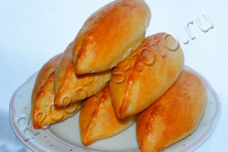 Пирожки с картошкой и шампиньонами фото рецепт